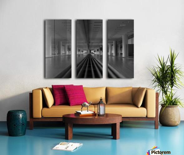 Weyer 4th N Split Canvas print