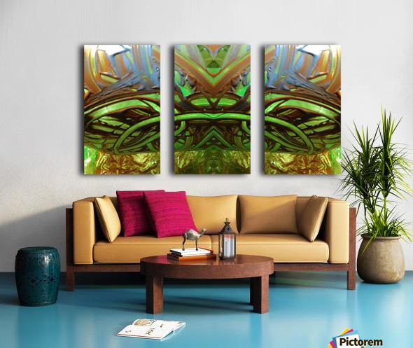 1539065773069 Split Canvas print
