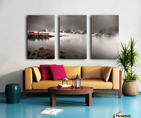 Yesterday's Dream Split Canvas print