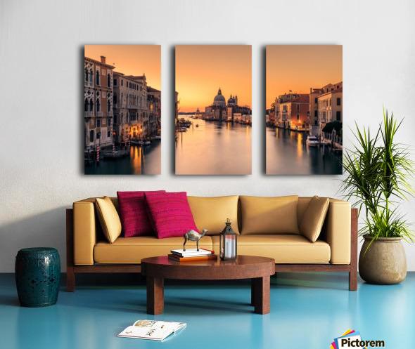Dawn on Venice Toile Multi-Panneaux
