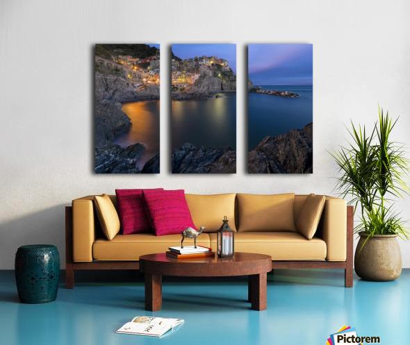 Manarola Lifestyle Split Canvas print