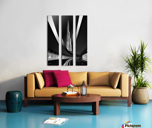 Fine Art Split Canvas print
