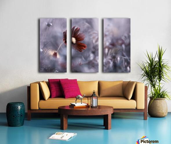 Carmen Split Canvas print