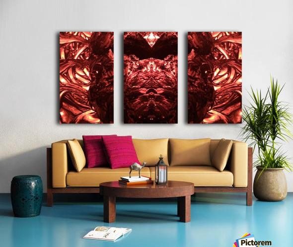 1539666448129 Split Canvas print