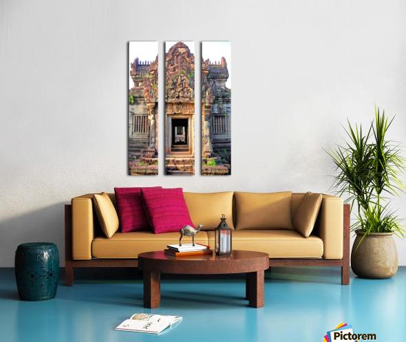 Cambodia28 Split Canvas print