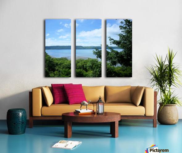 Landscape3 Split Canvas print