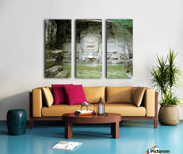 Myan13 Split Canvas print