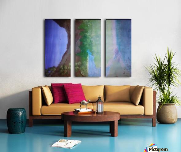 1028182221 Split Canvas print