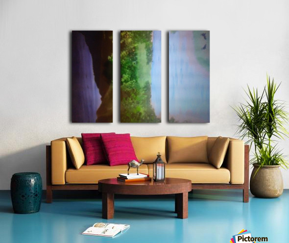 1028182222 Split Canvas print