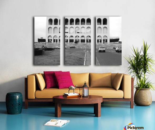 e la nave va 1 Split Canvas print