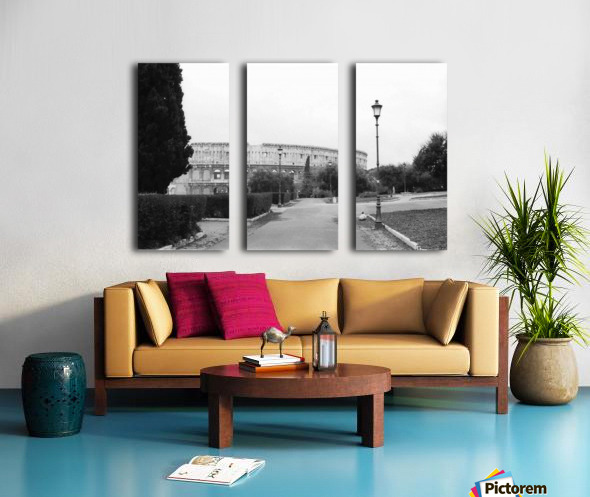 Rome 1 Split Canvas print