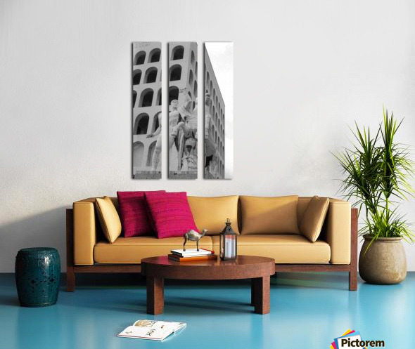 e la nave va 2 Split Canvas print