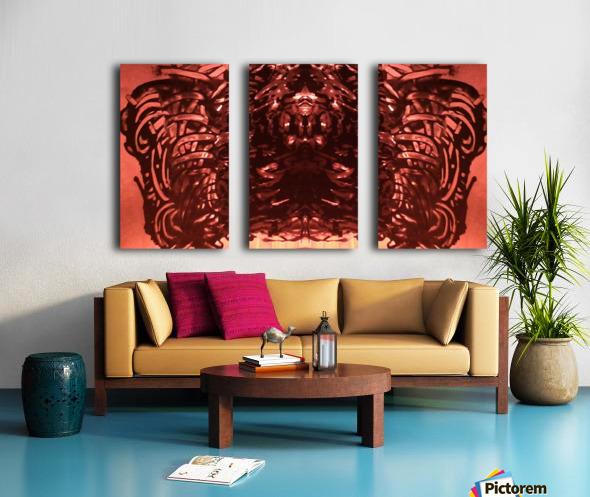 1541927017884 Split Canvas print