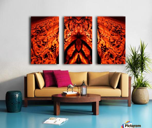1542082676970 Split Canvas print