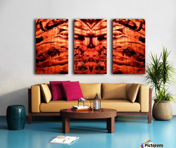 1542153503799 Split Canvas print