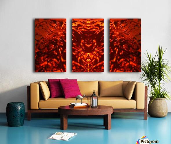 1542381110165 Split Canvas print