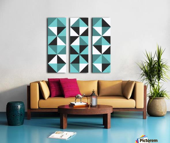 HC0235 Split Canvas print