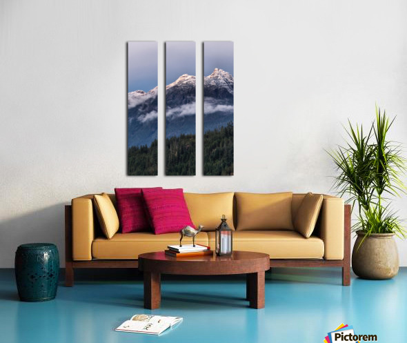 September chill Split Canvas print