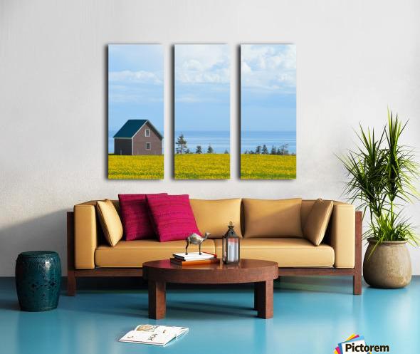 Prince Edward Island landscape Toile Multi-Panneaux