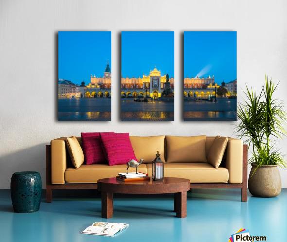 KRAKOW 03 Split Canvas print