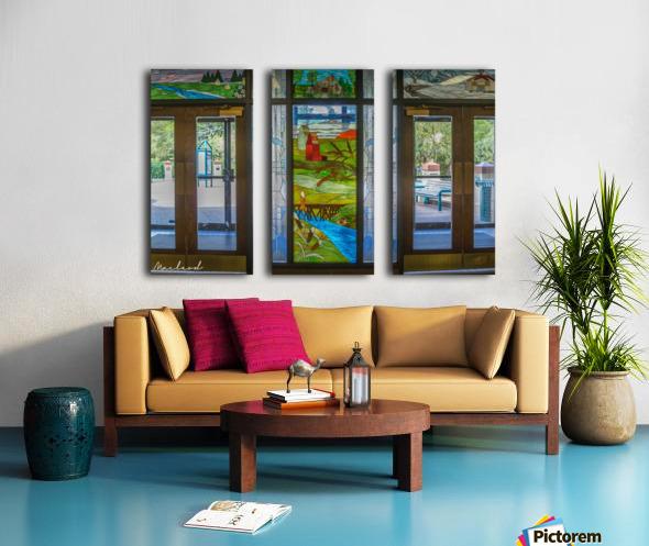 CityHall_IMG_3650_1544211466.41 Split Canvas print