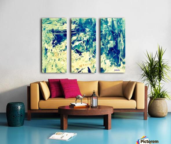 0DCA4CE6 DA48 45A5 A452 72980E600341 Split Canvas print