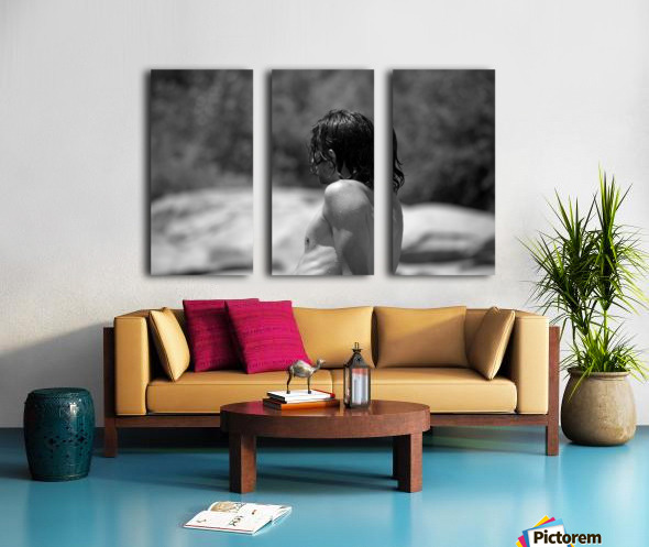 Dripping with Desire  Split Canvas print