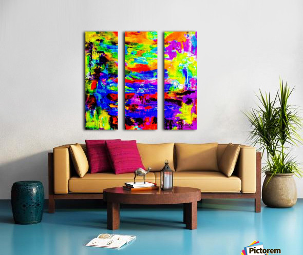 04B11A34 E377 4010 9453 921868E6CA09 Split Canvas print