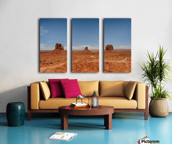 Monument Valley Toile Multi-Panneaux