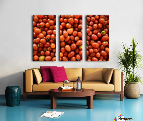 Food - Fruits - 004 Split Canvas print