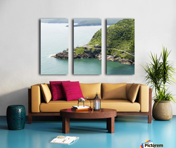 Johns Harbour from Signal Hill 2 Split Canvas print