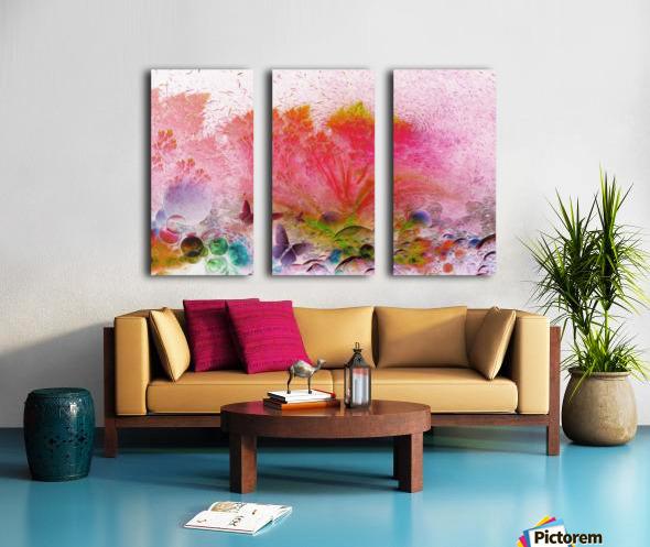soft wind 6 Split Canvas print
