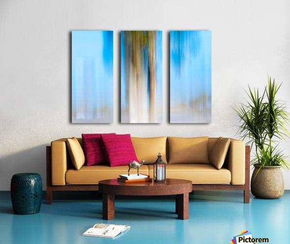 Moving Trees 13 Landscape 52 70 200px Split Canvas print