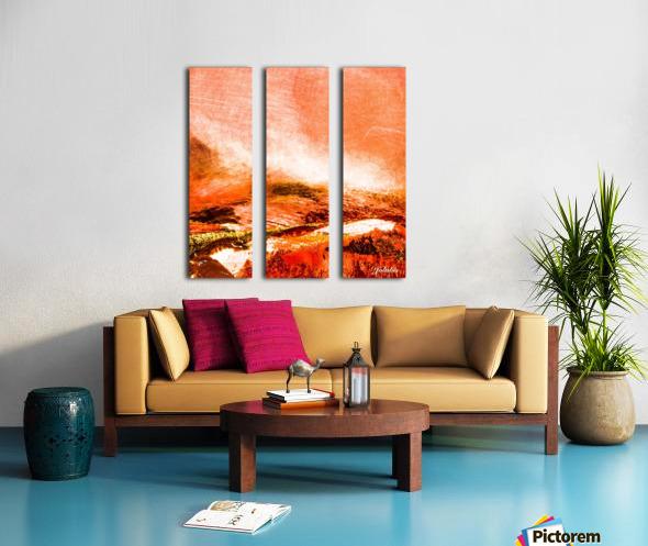 BCDDA06F 08D5 42C4 907B FCE94EA15697 Split Canvas print