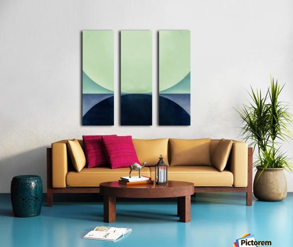 Umbra Split Canvas print