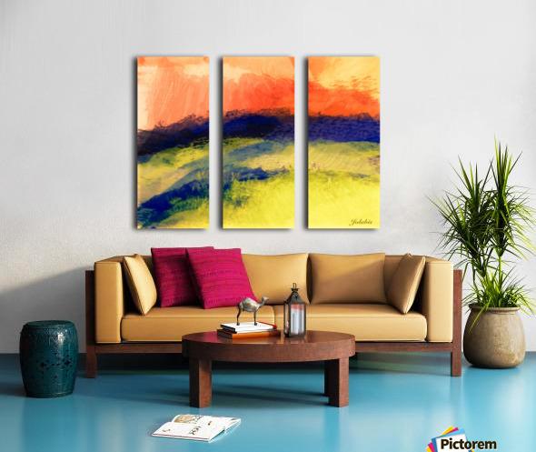 68B03305 C5D0 40A4 A001 F5245F5957AC Split Canvas print
