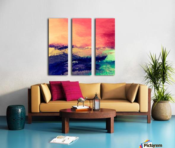 A5CA81B0 7E7A 4B7F 80A0 189E70ADC268 Split Canvas print