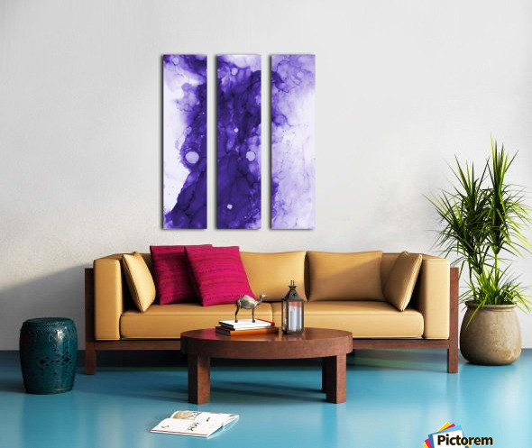 Traveler  Split Canvas print