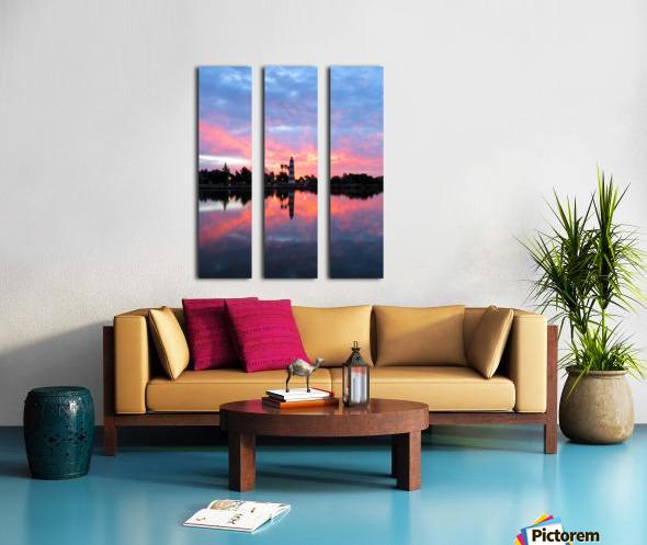 20190212 IMG_3242 3 Split Canvas print