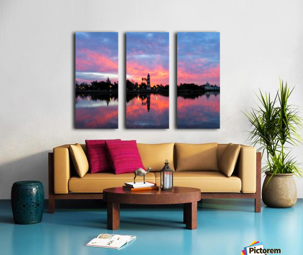 20190212 IMG_3241 Split Canvas print