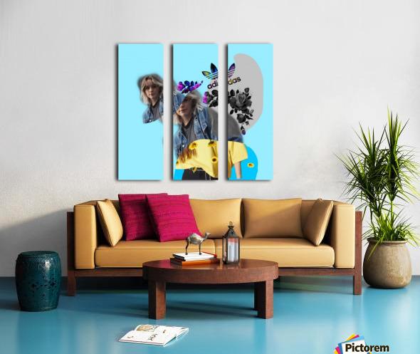 226201971425 Split Canvas print