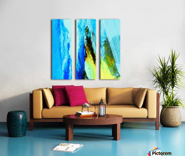 7E50DDE6 8A58 4648 ABF1 5E46560489A7 Split Canvas print