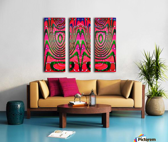 7632x6480_redbubble A 50 Split Canvas print
