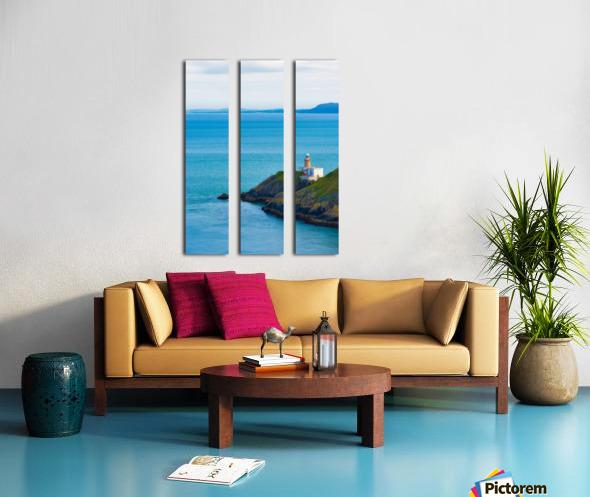 HOWTH 03 Split Canvas print