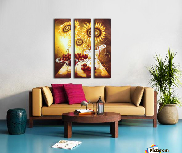 You are so sweet Split Canvas print