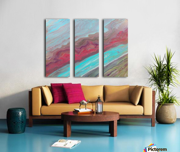 Quietude  Split Canvas print
