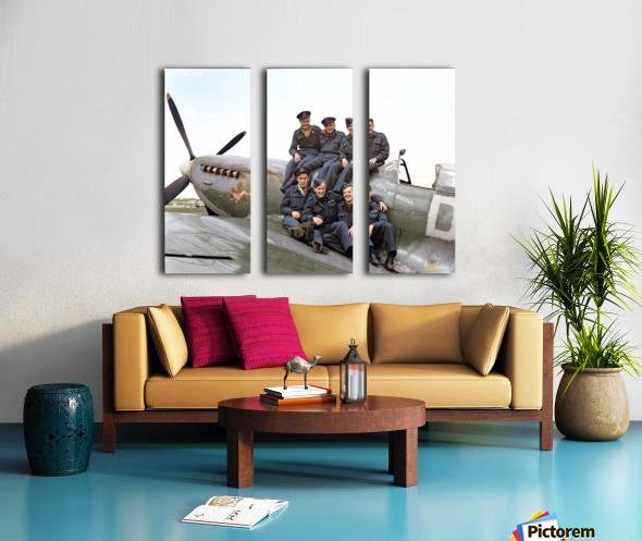 416 Squadron RCAF Split Canvas print