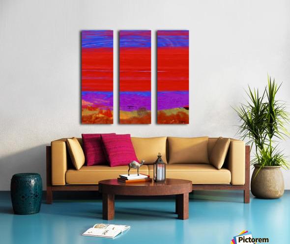 452F14A2 C752 4457 BF5D B0D8605101A5 Split Canvas print