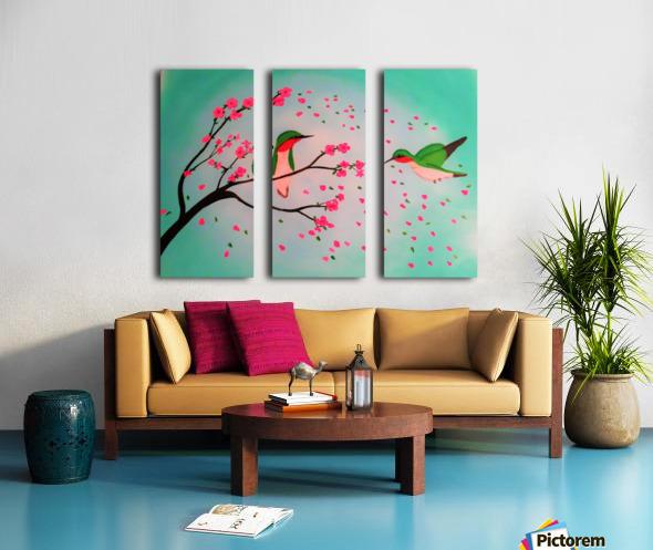 IMG_0522 2 Split Canvas print
