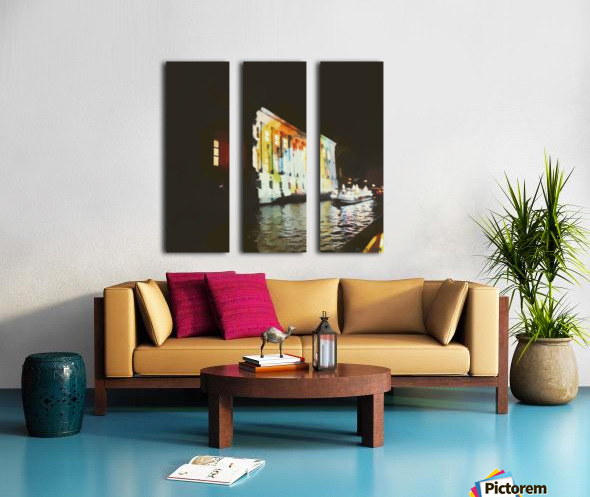 BERLIN_View  076 Split Canvas print